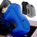 トラベルクッション 旅行用エア枕  携帯用 ドリームピロー 空気枕 ネックピロー