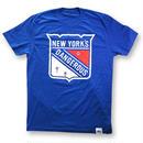 KROYWEN CLOTHING NY DANGEROUS T-SHIRT BLUE
