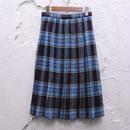 made in SCOTLAND pleats skirt