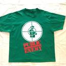 """""""PUBLIC ENEMY"""" 95s Tシャツ"""