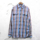 【RLX ralph lauren】 flannel shirt