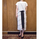 【 POTTENBURN TOHKI 】WASHI SHIMA SKIRT