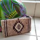 メキシコ手織りラナポーチ zapoteco