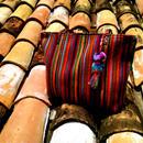 メキシコ手織りラナバッグ Mil rayas