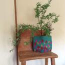 花瓶カバー「幾何学」