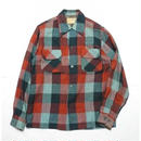 VINTAGE TOWN CRAFT WOOL SHIRT M