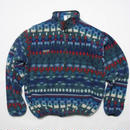 Columbia pullover fleece L 90s~ MADE IN USA