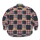 CAMEL TROPHY  ADVENTURE WEAR WOOL Shirt L