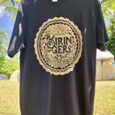 kiringer T-shirt黒