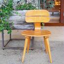 1960-70's DENMARK VINTAGE Child chair