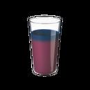 袷(awase)細身タンブラー 紫藍