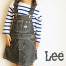 【Lee】OVERALL SKIRT