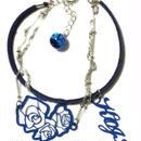 【数量限定!!】Blue Rose 3連ブレスレット