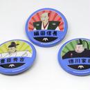 缶バッジセット【三英傑セット】