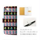 monanas iPhone 手帳型ケース [yukichiTOKIDOKI hideyo] オーダー制