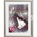 A4 ポスターフレームセット 【CHANEL RIDER オマージュ #sh32】