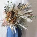 Botanical bouquet set ~ブーケ・ブートニア~