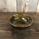 5寸 深鉢 深緑/ 湯町窯 A117