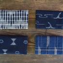カード入れ 手紡絣 / 工房ゆみはま G021