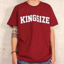 KINGSIZE /league logo Tee