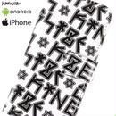 KINGSIZE × SUSTOS /white phone case