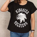 MARY JANE by KINGSIZE × LIL MURAL /KINGSIZE SOLDIERS Tee