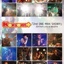 「2nd ONE MAN SHOW!!! DVD」