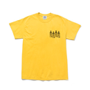 Xaymaca aclcoholic club - SAKE FLAG Tee / Yellow
