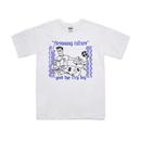 Throwaway culture - We are city boys Tee  / White