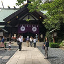 恋愛の最強パワスポ!東京大神宮参拝、ライン&メール術セミナー付きプレミアランチ会