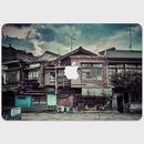 山口県・下関新地遊廓 MacBookスキンシール