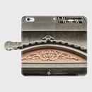長崎県・勝富遊廓 iPhoneケース(手帳型)