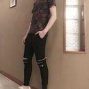 ピタTシャツ