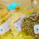 出産祝い ハーブ&クッキー セット(ラッピング込み)