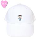 クマタン  刺繍CAP【KMT-379WH】