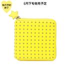 【6月下旬発売予定】スタッズウォレット【KMT-319YL】