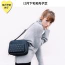 【12月下旬発売予定】お財布機能付き星スタッズショルダーバッグ【KMT-405】