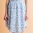 雨模様のギャザースカート