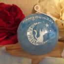 お誕生日プレゼントキャンドル(カモミールの香り)ラッピング付き!
