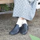 綿糸たっぷりゆったり履けるくつ下 22 cm 〜 26 cm  ミドル丈