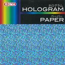 ホログラムペーパー 15cm×15cm