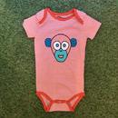 monkey face ロンパース