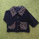 JurianKinder *navy×flower jacket【jk45】