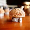くる殻ミニチュアハウス 木製