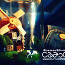 ボトルハウス 風車小屋