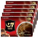 ブラック インスタント 【15袋入り/BOX】 ◆5箱セット◆ TRUNG NGUYEN G7 Black instant coffee 【正規輸入品】