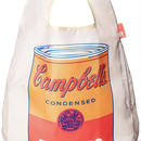 [ルートート] ROOTOTE エコバッグ ルーショッパー レギュラー アンディ・ウォーホル キャンベル 449001 campbells