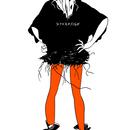 オレンジタイツ