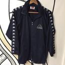 【ストリート】kappa デカロゴ トラックジャージジャケット