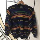 【個性的】COOGI風3D立体BIGセーター
